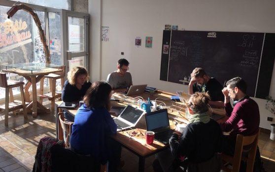 L'Hôte Bureau, un espace de travail partagé et collaboratif